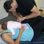 Infant Chiropractic Adjustment
